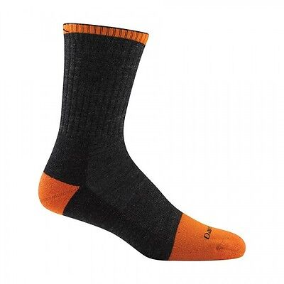 DARN TOUGH MEN'S 2007 Graphite MERINO WOOL SOCK'S Full Cushi