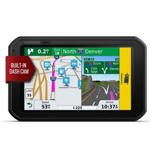 Garmin dezlCam 785 LMT-S 7 Inches Advanced GPS Truck Navigator