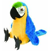 Parrot Soft Toy