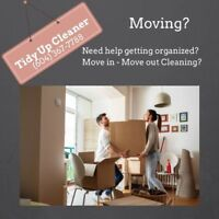 Moving? Need help getting organized?
