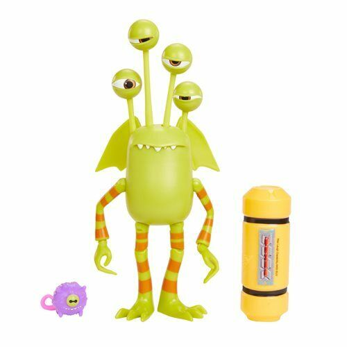 Monsters at Work Duncan P. Anderson Action Figure 8/17 2021 PRESALE