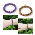 Tigers Eye Purple Fashion Bracelets