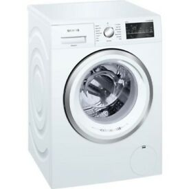 Siemens WM14T492GB 60cm 9kg 1400 Spin Freestanding White Washing Machine