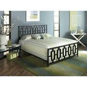 Queen Metal Bed Headboard