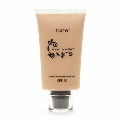 Tarte Smooth Operator Natural Oil-Free Tinted Moisturizer SPF 20 AGENT 08/50 ml