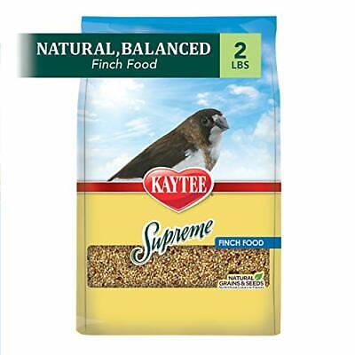 Pet Grain Seed Food For Parakeet, Canary, Finch & Small Birds 2Lb/ Fast Delivery