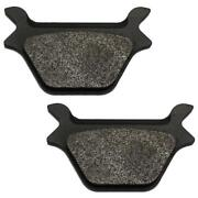 Rear Brake Pads Softail