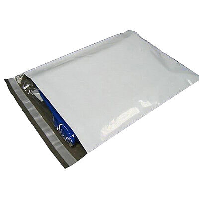 100x5x7 Inch Poly Mailers Shipping Envelopes Self Sealing Plastic Mailing Bags