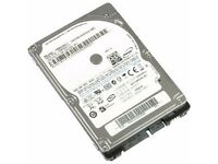 250Gb sata hard drive for Laptop/Ps3-4/Xbox one or 360.
