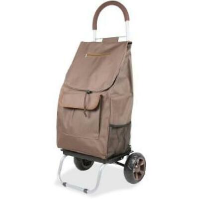 """Dbest 01-061 Shopping Trolley Dolly - 110 Lb Capacity - 16"""" Width X 13"""" Depth X"""