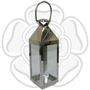Stainless steel candle lanterns uk