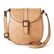 Fossil Tan Bag