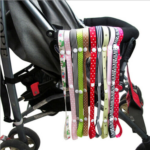 Baby Toys Saver Sippy Cup Bottle Strap Holder For Stroller/High Chair/Car SeN`QA