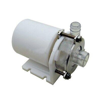 DC12V 108GPH High temperature 100C Food Grade water pump Sous-vide beer brewing