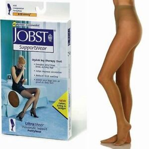 Support Panty Hose Brand New Black or Nude