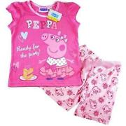 Girls Peppa Pig Pyjamas