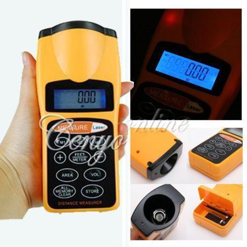 Laser Tape Measure Ebay