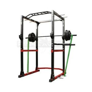 Power Rack, Weights, Bench, Barbell!