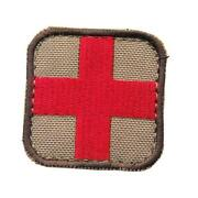 Red Cross Velcro Patch