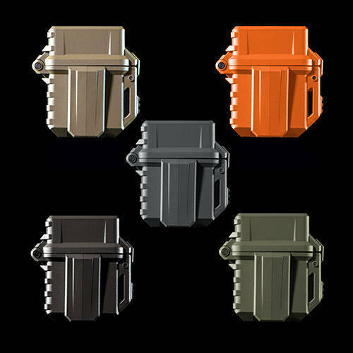 THYRM PyroVault Lighter Armor Vault - ALL COLORS - Made in the USA