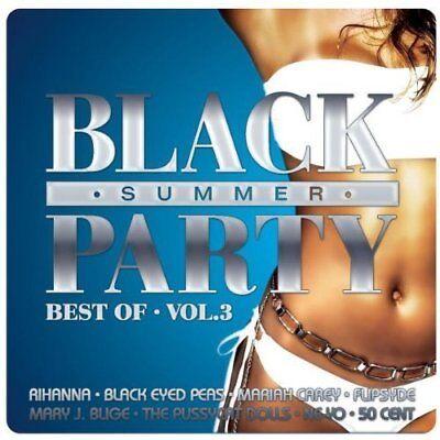 Best of Black Summer 3 | 2 CD | Black Eyed Peas, Mariah Carey feat. Fat Joe,