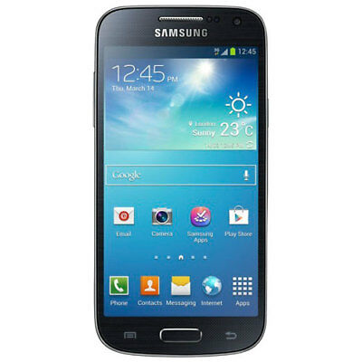 Samsung i435 Galaxy S4 Mini 16GB Verizon Wireless 4G LTE Black Smartphone
