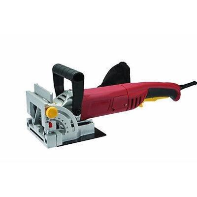 (Heavy Duty Wood Bisquit Plate Jointer Power Tool Joiner Biscuit Kit)