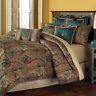 NEW Michael Amini Seville KING Mediterranean-Inspired Comforter Set by AICO