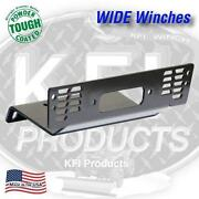 Polaris Ranger Winch Mount