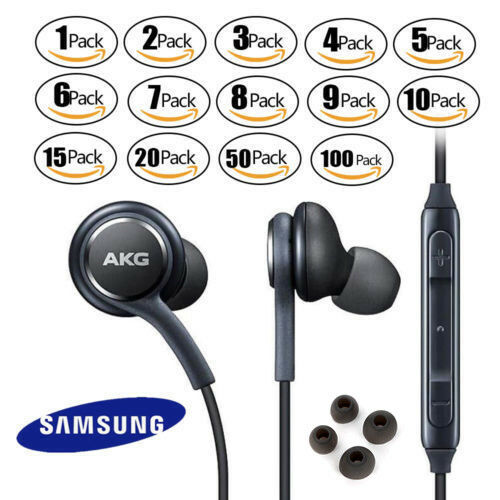 oem s9 s8 note 8 akg earphones