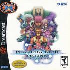Phantasy Star Video Games