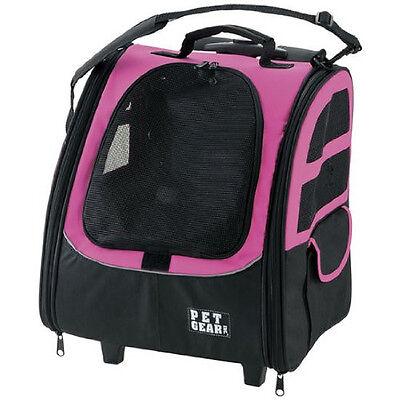 Pet Gear I-GO2 Traveler Dog Cat Backpack Carrier Bag