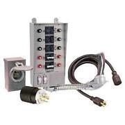 Generator Transfer Switch Kit