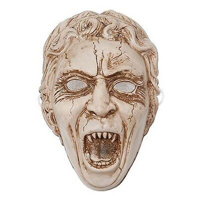 Doctor Who Vacuform Weeping Angel Mask Dr Who ](Doctor Who Weeping Angel Mask)