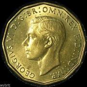 1944 Three Pence