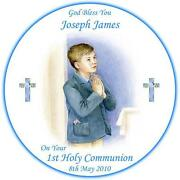 Holy Communion Cake Decorations