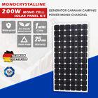 18 V 200 - 299 W Solar Panels