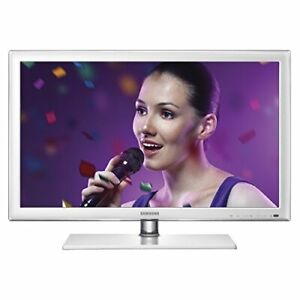 Gorgeous Samsung White LED TV and Monitor!