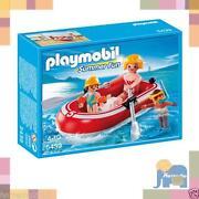 Playmobil Schlauchboot