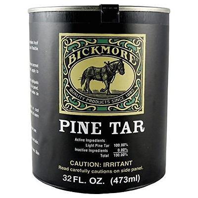 Bickmore Pine Tar 32oz New