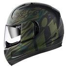 Green Full Face Helmets