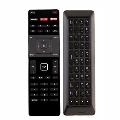 TV Remote Control Smart Vizio Backlight Keyboard M43 49 50 6