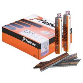 Paslode nails 90mm and paslode twist nails