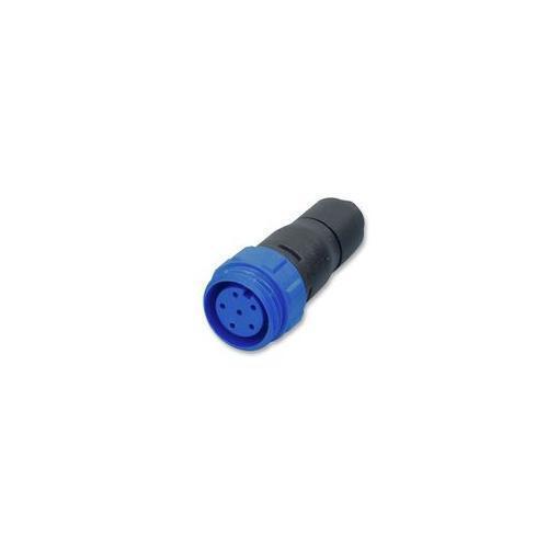 PX0411/08S/6065 Bulgin Socket, In-Line, 8Way