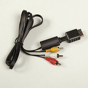 ps2 Av rca Cable playstation