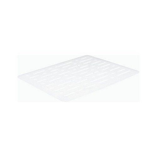 White rubbermaid sink mat ebay - Rubbermaid kitchen sink divider mats ...