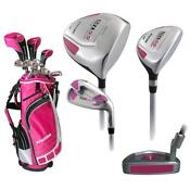 Ladies Graphite Golf Club Set
