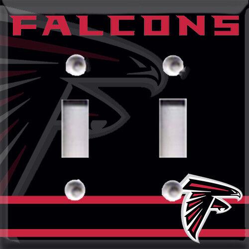 Football Atlanta Falcons  Themed  Light Switch Cover Choose