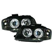 Audi A3 8P Headlights