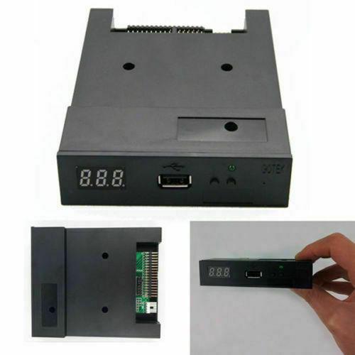 "как выглядит 3.5"" 1.44MB Floppy Disk Drive USB Emulator Simulation for YAMAHA KORG GOTEK CHU фото"